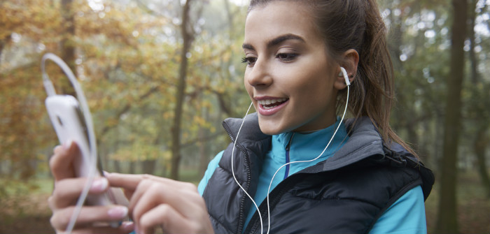 Choosing The Perfect Workout Playlist